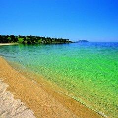 Porto Carras Meliton Hotel пляж
