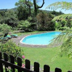 Отель Quinta Das Eiras Машику бассейн фото 3