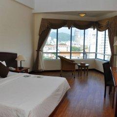 Отель Yasaka Saigon Nha Trang Hotel Вьетнам, Нячанг - 2 отзыва об отеле, цены и фото номеров - забронировать отель Yasaka Saigon Nha Trang Hotel онлайн комната для гостей фото 5