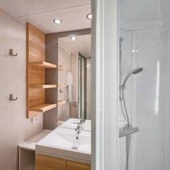 Отель Camping Salata Испания, Курорт Росес - отзывы, цены и фото номеров - забронировать отель Camping Salata онлайн ванная