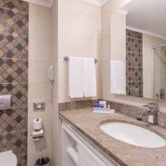 Villa Side Residence Турция, Сиде - 4 отзыва об отеле, цены и фото номеров - забронировать отель Villa Side Residence - All Inclusive онлайн ванная фото 2