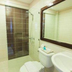 Отель Cebu Grand Hotel Филиппины, Себу - 1 отзыв об отеле, цены и фото номеров - забронировать отель Cebu Grand Hotel онлайн ванная фото 2