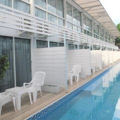 Отель Pool Villa Donmueang Бангкок бассейн