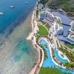 JW Marriott Hotel Sanya Dadonghai Bay пляж фото 2