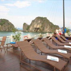 Отель Halong Legacy Legend Cruise
