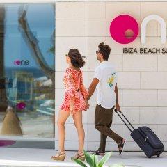 Отель One Ibiza Suites фитнесс-зал фото 2
