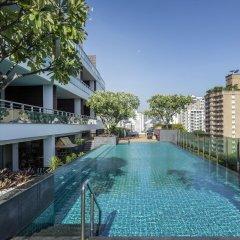 Отель Akyra Thonglor Bangkok Таиланд, Бангкок - отзывы, цены и фото номеров - забронировать отель Akyra Thonglor Bangkok онлайн бассейн