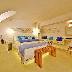 Отель Chroma Suites Греция, Остров Санторини - отзывы, цены и фото номеров - забронировать отель Chroma Suites онлайн комната для гостей фото 4