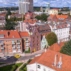 Отель Bonum Польша, Гданьск - 4 отзыва об отеле, цены и фото номеров - забронировать отель Bonum онлайн балкон