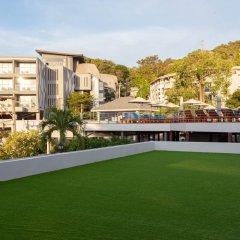 Отель Orchidacea Resort Пхукет спортивное сооружение