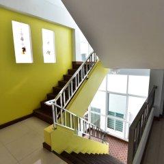 Апартаменты Kaewfathip Apartment Паттайя фитнесс-зал