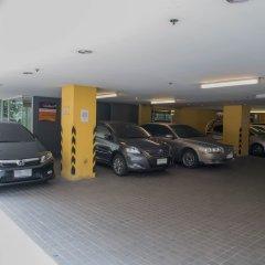Отель Citadines Sukhumvit 16 Bangkok Таиланд, Бангкок - 1 отзыв об отеле, цены и фото номеров - забронировать отель Citadines Sukhumvit 16 Bangkok онлайн парковка