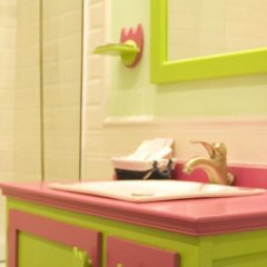 Отель Font Salada Испания, Олива - отзывы, цены и фото номеров - забронировать отель Font Salada онлайн ванная фото 2