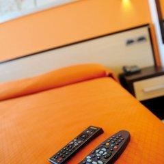 Hotel Cristina Рокка-Сан-Джованни удобства в номере фото 2