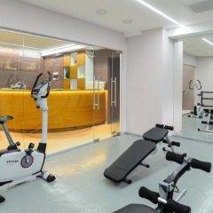 Гостиница Villa Adriano фитнесс-зал фото 3