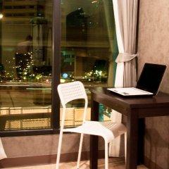Отель C U Inn Bangkok Таиланд, Бангкок - отзывы, цены и фото номеров - забронировать отель C U Inn Bangkok онлайн удобства в номере