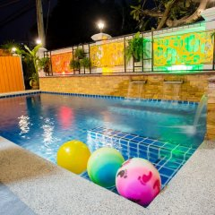 Отель Grand Condo Montra Pool villa бассейн фото 3
