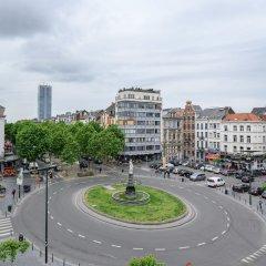 Отель La Grande Cloche Брюссель парковка