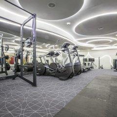 Radisson Blu Sobieski Hotel фитнесс-зал фото 4