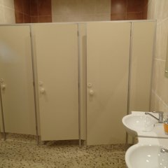 Hostel n.1 Москва ванная