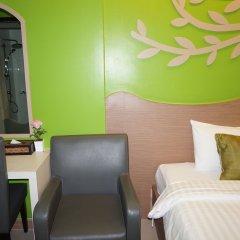 SF Biz Hotel комната для гостей