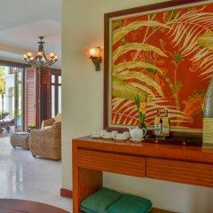 Отель Secret Garden Villas-Furama Beach Danang удобства в номере