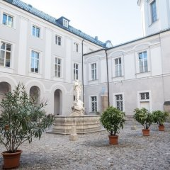 Отель Gästehaus Im Priesterseminar Salzburg Зальцбург фото 3