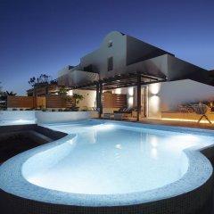 Отель 9 Muses Santorini Resort бассейн фото 2