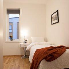 Апартаменты Damsgård Apartment комната для гостей фото 4