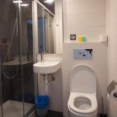 Отель Central Roomss Испания, Сан-Себастьян - отзывы, цены и фото номеров - забронировать отель Central Roomss онлайн ванная