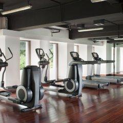 Padma Hotel Bandung фитнесс-зал фото 2
