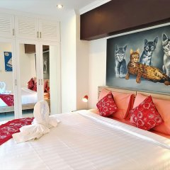 Отель Patong Tower 2.1 Patong Beach by PHR Таиланд, Патонг - отзывы, цены и фото номеров - забронировать отель Patong Tower 2.1 Patong Beach by PHR онлайн комната для гостей фото 2