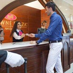Crowne Plaza Hotel Antalya гостиничный бар фото 3