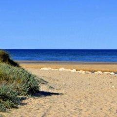 Hotel Ramis пляж