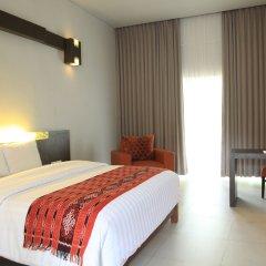 Bukit Daun Hotel and Resort комната для гостей фото 2