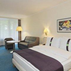 Отель Holiday Inn Munich - South Мюнхен комната для гостей фото 3