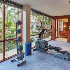 Отель Bandara Resort & Spa Таиланд, Самуи - 2 отзыва об отеле, цены и фото номеров - забронировать отель Bandara Resort & Spa онлайн фитнесс-зал фото 3