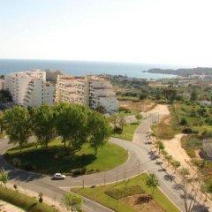 Отель Oceano Atlantico Apartamentos Turisticos Португалия, Портимао - отзывы, цены и фото номеров - забронировать отель Oceano Atlantico Apartamentos Turisticos онлайн пляж