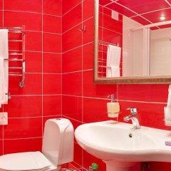 Гостиница X&O Hotel в Саратове 1 отзыв об отеле, цены и фото номеров - забронировать гостиницу X&O Hotel онлайн Саратов ванная