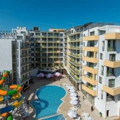 Отель Best Western Plus Premium Inn Солнечный берег бассейн фото 3