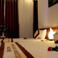 Отель Green Grass Homestay сауна
