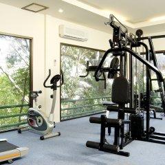 Отель Peach Blossom Resort Пхукет фитнесс-зал