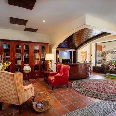 Hotel Hacienda Santana интерьер отеля фото 3