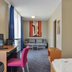 Отель FIDELIO Мюнхен комната для гостей фото 3