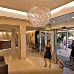 Hotel Regina Margherita интерьер отеля