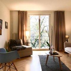 Отель Viadukt Apartments Швейцария, Цюрих - отзывы, цены и фото номеров - забронировать отель Viadukt Apartments онлайн фото 8