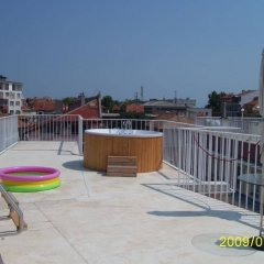 Hotel Ines Поморие бассейн фото 2