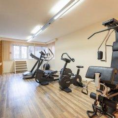 Отель Ramada Plaza Antwerp фитнесс-зал