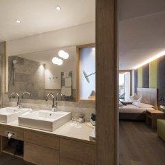 Отель Feuerstein Nature Family Resort Горнолыжный курорт Ортлер ванная