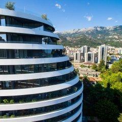 Отель Royal Gardens Budva Черногория, Будва - отзывы, цены и фото номеров - забронировать отель Royal Gardens Budva онлайн пляж фото 2